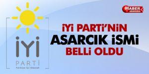 İYİ Parti Asarcık Kurucu İlçe Başkanı İsmet Koç oldu