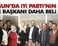 Samsun'da İYİ Parti'nin 5 ilçe başkanı daha belli oldu!