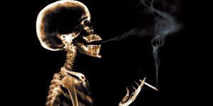 Sigara sağır ediyor