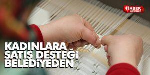 Atakum'da Kursları tamamlayanlara satış desteği