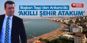 Başkan Taşçı'dan Ankara'da