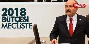 Erhan Usta Mecliste 2018 Bütçesini Tartıştı
