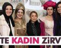 2. Uluslararası  İş'te  Kadın Zirvesi