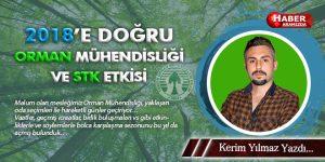 2018'e Doğru Orman Mühendisliği ve STK Etkisi