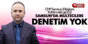 SAMSUN'DA MÜLTECİLERE DENETİM YOK