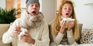 Gribe mi yoksa grip benzeri bir hastalığa mı yakalandınız?