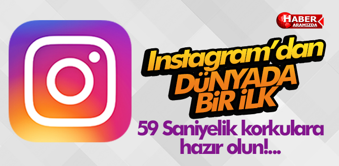 Dünya'nın İlk Instagram Korku Dizisi İçin Geri Sayım Başladı