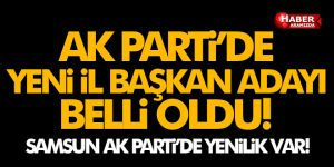 AK Parti'de Yeni İl Başkan Adayı Karaduman Oldu
