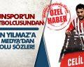 Eski Futbolcu Celil Sağır'dan Başkan Yılmaz'a Tepki