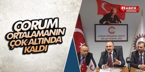 MHP Başkan Vekili Erhan Usta Çorum Sanayisinin Sorunların değindi