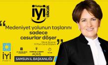 İYİ Parti Genel Başkanı Meral Akşener Samsun'da Neler Konuştu