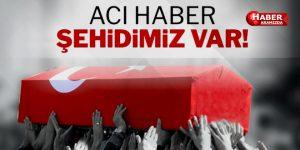 Samsun'a Şehit Var Acı Haber Yeniden Düştü
