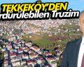 Tekkeköy'de Sürdürülebilir Turizm Paneli