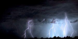 Samsun'a Şiddetli Fırtına Uyarısı!