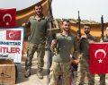 Başkan Togar'ın Gönderdiği Paketler Afrin'e Ulaştı