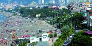 Türkiye'nin yükseleni, Marka kent Atakum