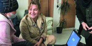 İYİ Parti'den Melek'e Sürpriz Bilgisayar