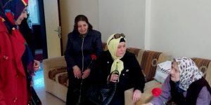 MHP Samsun Yönetiminden Huzurevi Ziyareti
