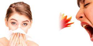 Saman nezlesini sakın soğuk algınlığı ile karıştırmayın