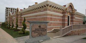 Atakum'da Osmanlı Hamamları açıldı!