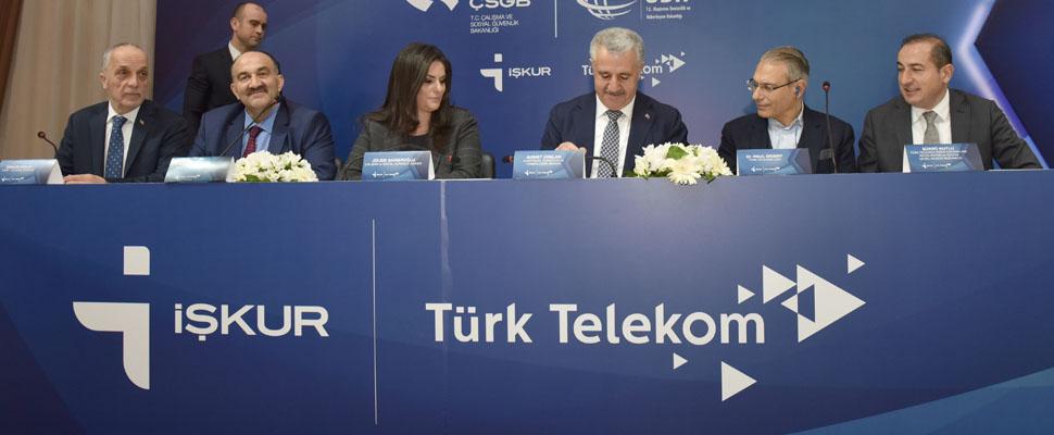 Türk Telekom'dan 2500 kişilik dev istihdam atağı