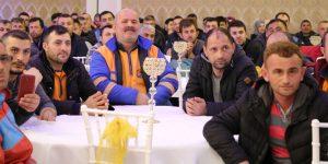 Başkan Taşçı'dan 466 taşerona kadro müjdesi