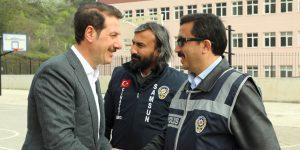 Erdoğan Tok'tan 10 Nisan Polis Günü Mesajı