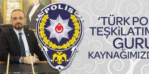 Başkan Ömer Süslü Polis Teşkilatı'nın 173. yılını kutladı