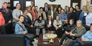İlkadımda, Mehmetçik Vakfı'na anlamlı bağış