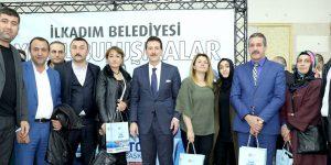 İLKADIM'DA YEREL YÖNETİMLER BULUŞMASI