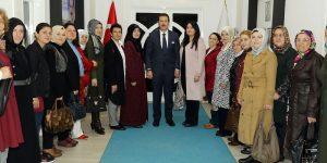 """""""AK Parti'nin başarısında kadınların payı büyük"""""""
