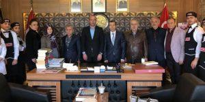 Lokantacılar Odasından MHP'ye ziyaret
