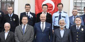 Başkan Togar, Polis Teşkilatının yıl dönümünü kutladı