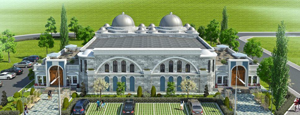 Osmanlı Hamamı Yıl sonuna Tamam