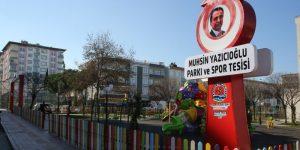 Şehitlerin isimleri Atakum'da yaşatılıyor
