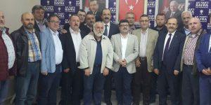 'YOLUMUZ RECEP TAYYİP ERDOĞAN'IN YOLU VE DAVASIDIR'