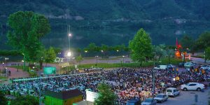 Ayvacık Belediyesi 2 Bin Kişiye İftar Verdi