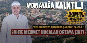 Bozdoğan ayakta Sahte Mehmet Hocalara büyük tepki