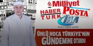 Türkiye onu konuştu Aydınlı Mehmet Hoca gündeme oturdu