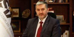 MÜSİAD Başkanı Kaan Seçim Sonuçlarını değerlendirdi