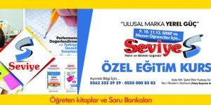 Seviye Özel Eğitim Kursu Samsun'da yeni bir marka oldu