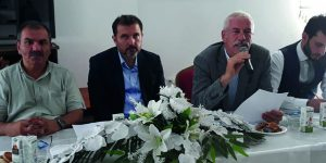 Samsun AK Parti'de yoğun mesai