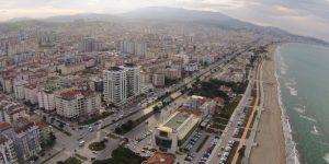 Karadeniz'in gelişen yüzü Atakum