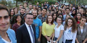 Atakum'dan eğitime %100 destek