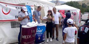 Liv Hospital Samsun Kapıkaya Festivalinde