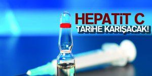 HEPATİT C TARİHE KARIŞACAK!