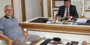 Gebze'den Başkan İkiz'e ziyaret