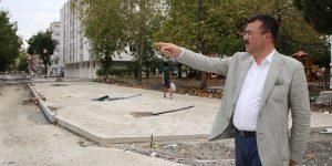 Atakum'un dev projesi hızla ilerliyor
