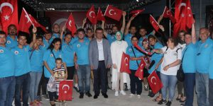 Erdoğan Samsun'dan yapılan çağrıya kulan verdi