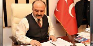 Erhan Usta'dan Kurban Bayramı Mesajı